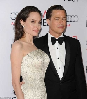 Brad Pitt and Angelina Jolie sell their New Orleans home for $4.9m one month after split